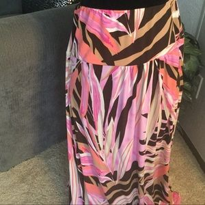 ANTTHONY ORIGINALS Other - Pink/Multi 2 Piece Skirt Set